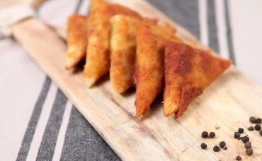 Havuçlu Cevizli Muska Böreği Tarifi