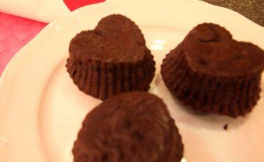 Kalpli Çikolatalı Sufle Tarifi