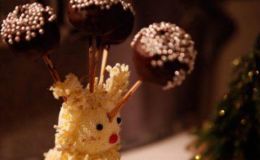 Yılbaşı Çikolata Topları Tarifi