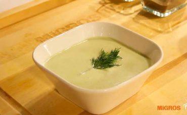 Soğuk Brokoli Çorbası Tarifi