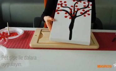 5 Dakikada Ağaç Tablosu Yapımı