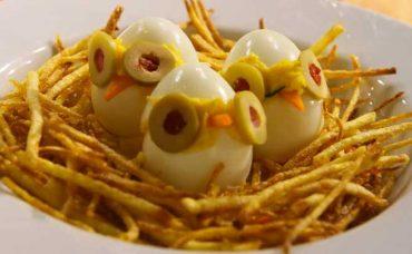 Neşeli Yumurtalar Tarifi