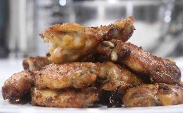 Fırında Tavuk Kanadı Tarifi