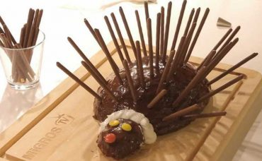 Kirpi Pasta Tarifi