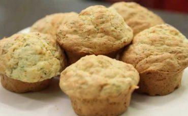 Dereotlu Kabaklı Muffin Tarifi