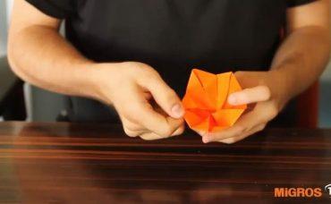 Origami Çiçek