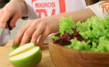 Beyaz Peynirli Pancar Salatası Tarifi
