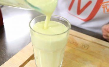 Mangolu Milkshake Tarifi