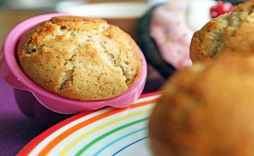 Hurmalı Muffin Tarifi