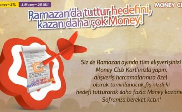 Money Club Hedef Kampanyası