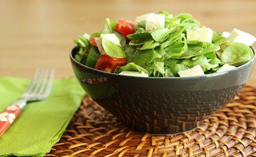 Peynirli Semizotu Salatası Tarifi