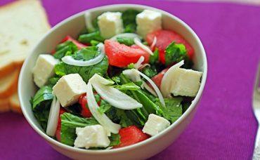 Karpuzlu Beyaz Peynirli Salata Tarifi
