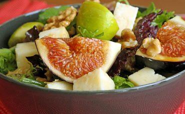 İncir Salatası Tarifi