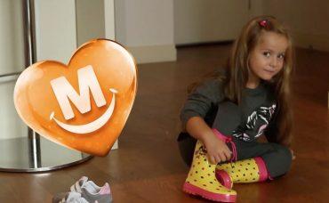 Mutluluk Ürünü: Çocuk Çizmesi