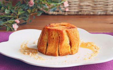 Kıtır Ekmekli Elma Tatlısı Tarifi