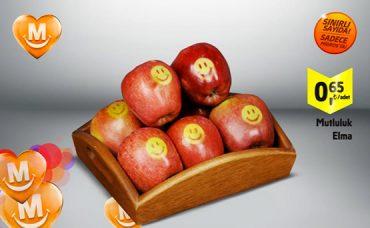 Özel Tasarımlı Mutluluk Ürünleri: Gülen Elma