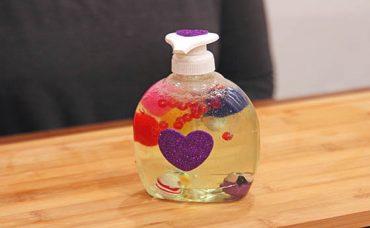 Çocuk Sıvı Sabunu Nasıl Yapılır?