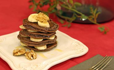 Kakaolu Aşk Pancake Tarifi