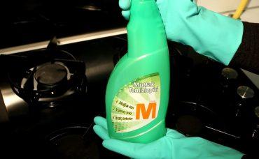 Migros Markalı Ürünlerle Mutfakta Temizlik