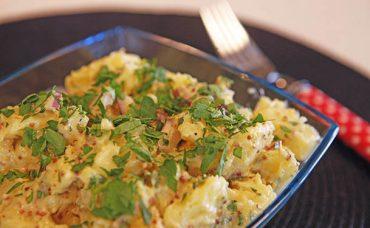 Alman Usulü Patates Salatası Tarifi