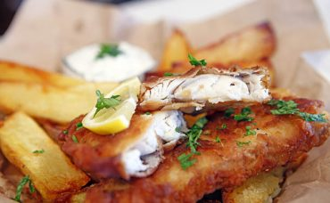 İngiliz Fish & Chips Tarifi; Tartar Sos ile Birlikte