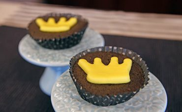 Kral Cupcake Tarifi