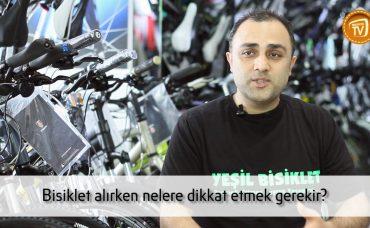 Bisiklet Alırken Nelere Dikkat Etmek Gerekir?