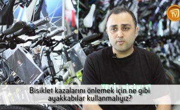 Bisiklet Kazalarını Önlemek İçin Ne Tür Ayakkabılar Kullanmalıyız?