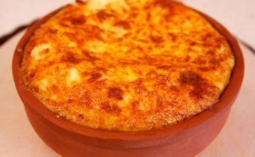 Patatesli Peynirli Sufle Tarifi