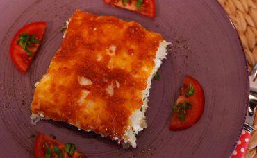 Güllaç Yufkasından Peynirli Börek Tarifi