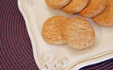 Glutensiz Bisküvi Ekmek Tarifi
