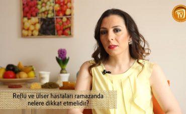 Reflü ve Ülser Hastaları Ramazan'da Nelere Dikkat Etmelidir?