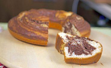 Kakaolu Vanilyalı Kek Tarifi