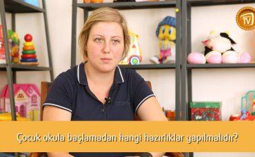 Çocuk Okula Başlamadan Hangi Hazırlıklar Yapılmalıdır?