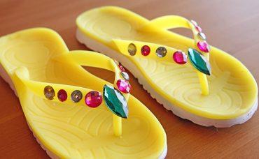 Sandalet Nasıl Süslenir?