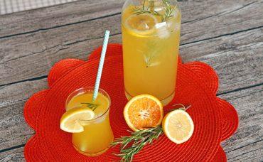 Biberiyeli Portakallı Kokteyl Tarifi