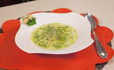 Maydanoz Çorbası Tarifi