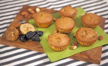 Kuruyemişli Muffin Tarifi