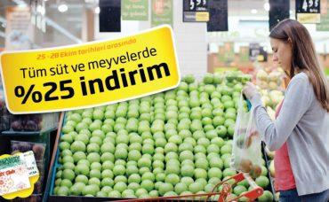 Migros İyi Gelecek Reklam Filmi; Süt ve Meyve Kampanyası