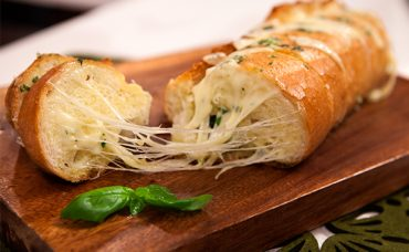 Sarımsaklı Peynirli Ekmek Tarifi