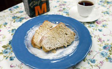 Siyah Çaylı Kek Tarifi