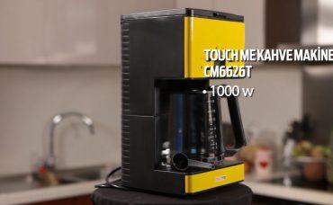 Touch Me Kahve Makinesi CM6626T
