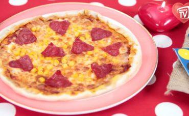 Kalpli Mayasız Mini Pizza Tarifi
