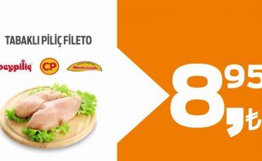 İyi Tavuk Bu Fiyata Migros'ta: Tabaklı Piliç Fileto