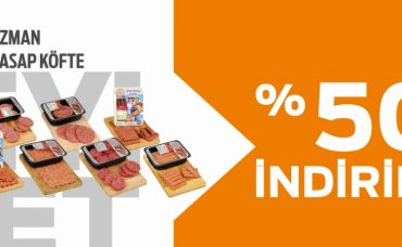 İyi Et Bu Fiyata Migros'ta: Uzman Kasap Ürünlerinde 2'incisi % 50 İndirimli