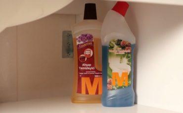 Migros Markalı Ürünlerle Banyoda Bahar Temizliği