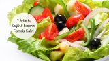 7 Adımda Sağlıklı Beslenin, Formda Kalın!