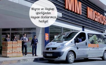Migros ve Haytap Elele!