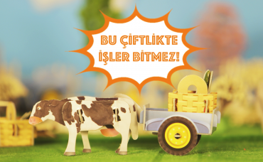 Migros İyi Tarım Çiftliği: İnek Kardeş
