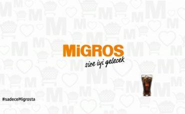 Migros'ta Gördüğünüze İnanın: Coca – Cola